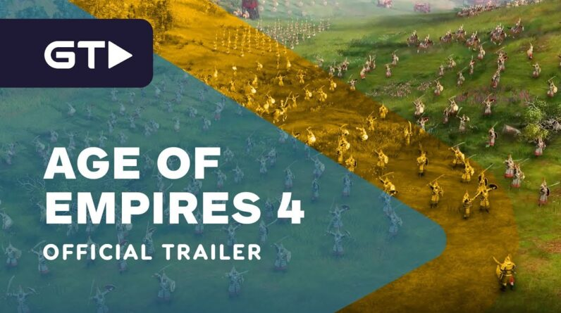 Age of Empires 4 - Official Gameplay Trailer   X019
