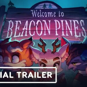 Beacon Pines - Official Publisher Announcement Trailer