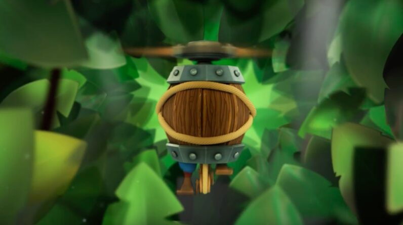 Clash Royale Official Flying Machine Trailer