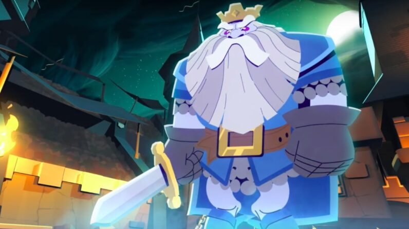 Clash Royale Official Royal Ghost Gameplay Trailer