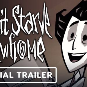 Don't Starve: Newhome - Official Story Trailer