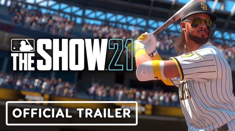 MLB The Show 21 - Official Next-Gen Features Trailer