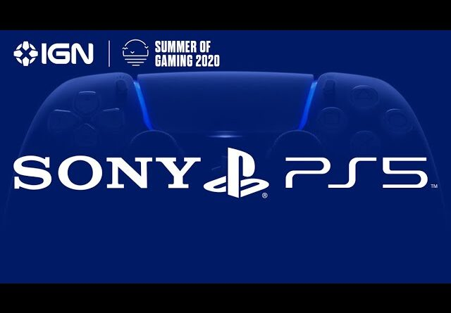 PS5 Reveal Event Live   Summer of Gaming 2020