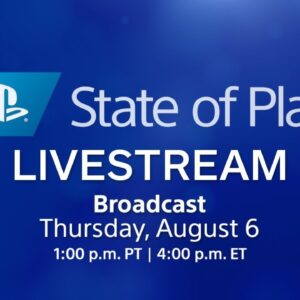 State of Play Livestream | PlayStation