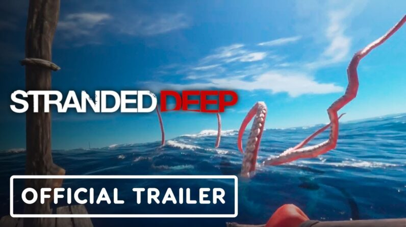 Stranded Deep - Official Nintendo Switch Launch Trailer