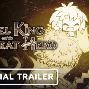The Cruel King and the Great Hero - Official Story Trailer