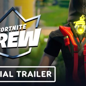 The Fortnite Crew Legacy Set - Official Trailer