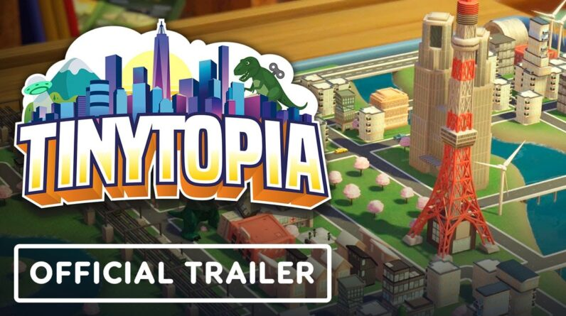 Tinytopia - Official Launch Trailer
