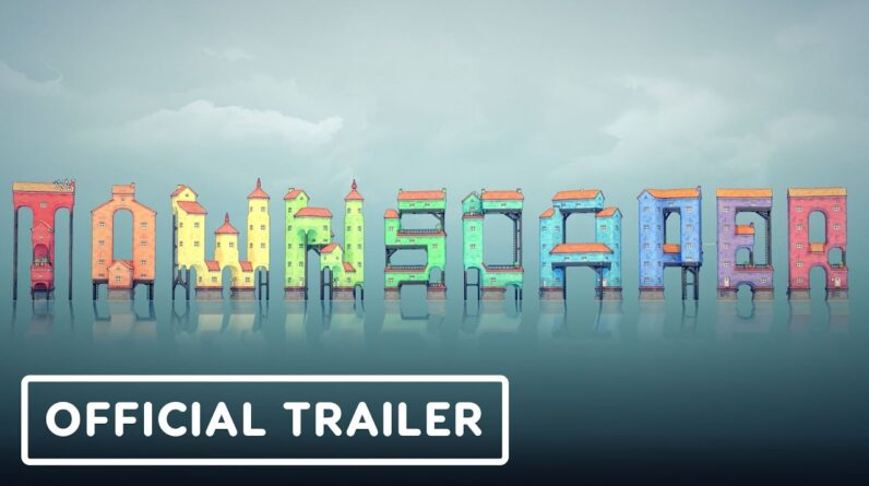 Townscaper - Official Community Trailer