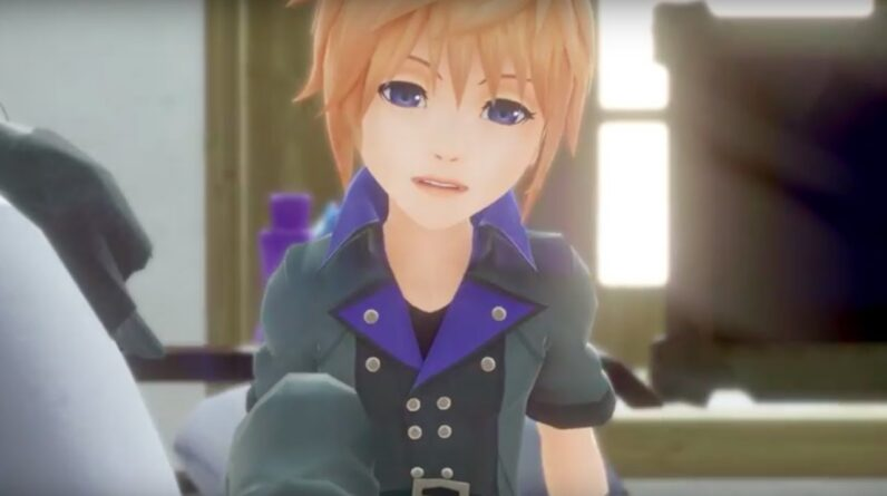 World of Final Fantasy Official PC Announcement Trailer