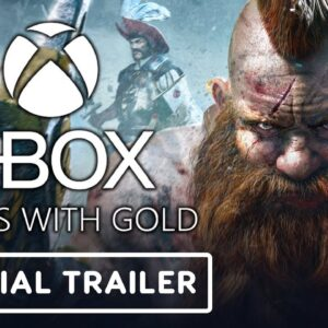 Xbox: September 2021 Games with Gold - Official Trailer