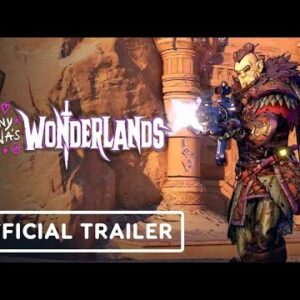 Tiny Tina's Wonderlands - Official Release Date Trailer | PlayStation Showcase 2021