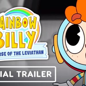 Rainbow Billy: The Curse of the Leviathan - Official World of Imagination Trailer