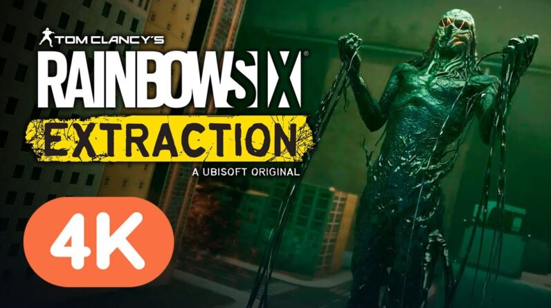 Tom Clancy's Rainbow Six Extraction - Official Gameplay Trailer | PlayStation Showcase 2021