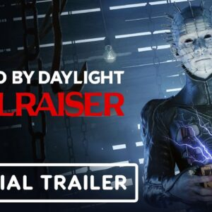 Dead by Daylight x Hellraiser - Official Collaboration Trailer
