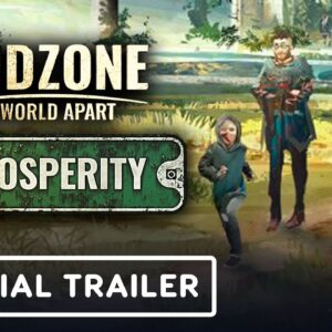 Endzone - A World Apart: Prosperity - Official Gameplay Trailer