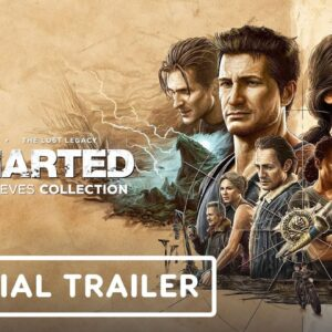 Uncharted: Legacy of Thieves Collection – Official PS5 & PC Trailer | PlayStation Showcase 2021