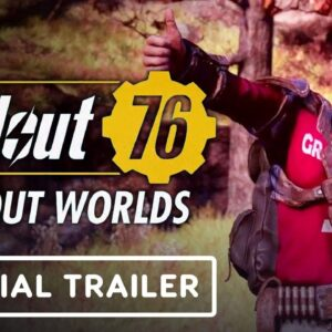 Fallout 76 - Official Fallout Worlds Launch Trailer