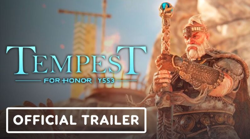 For Honor: Year 5 Season 3 Tempest - Official Launch Trailer