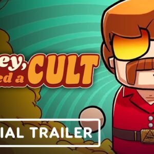 Honey, I Joined A Cult - Official Steam Early Access Launch Trailer