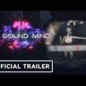 In Sound Mind - Official Gameplay Trailer