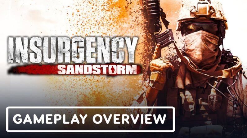 Insurgency: Sandstorm - Official Console Gameplay Overview Trailer