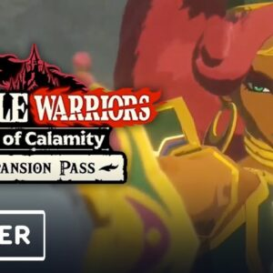 Hyrule Warriors: Age of Calamity DLC Expansion Pass Wave 2 Trailer | Nintendo Direct