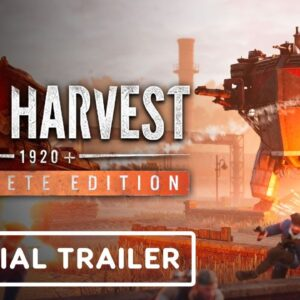 Iron Harvest Complete Edition - Official Announcement Trailer