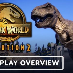 Jurassic World Evolution 2 - Official Gameplay Overview 2