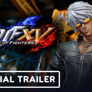 King of Fighters 15 - K Trailer   TGS 2021