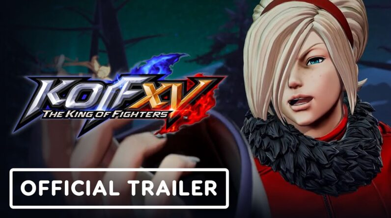 King of Fighters 15 - Official Ash Crimson Trailer