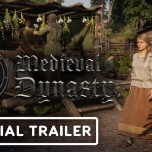 Medieval Dynasty - Official Launch Trailer