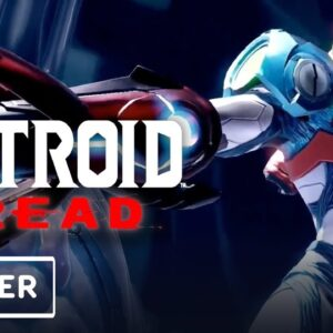Metroid Dread - Extended Story Trailer   Nintendo Direct