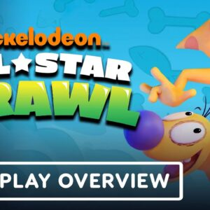 Nickelodeon All-Star Brawl - Official CatDog Gameplay Overview