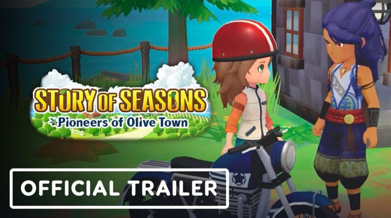 Story of Seasons: Pioneers of Olive Town - Official Expansion Pass Pt. 5 Trailer