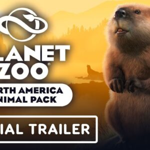 Planet Zoo: North America Animal Pack - Official Announcement Trailer