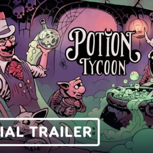 Potion Tycoon - Official Announcement Trailer