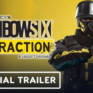 Rainbow Six Extraction - Official Doc Operator Showcase Trailer