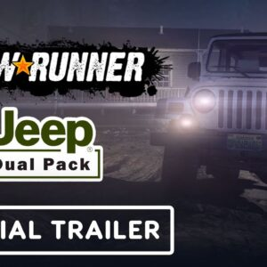 SnowRunner Jeep Dual Pack - Official Trailer