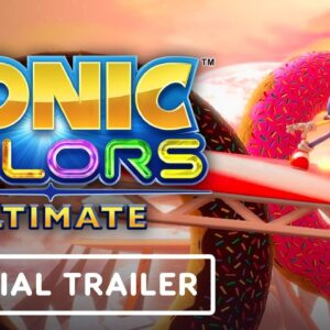 Sonic Colors: Ultimate - Official Colorful Worlds Spotlight Trailer