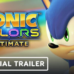 Sonic Colors: Ultimate - Official Launch Trailer