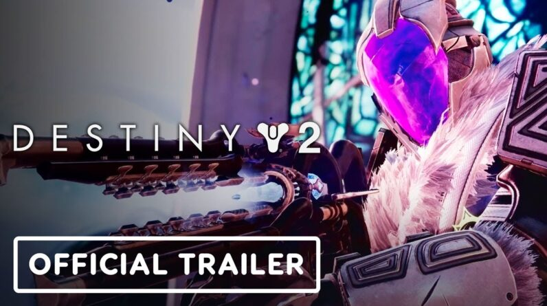 Destiny 2: Season of the Lost - Official Ager's Scepter: Exotic Quest Trailer