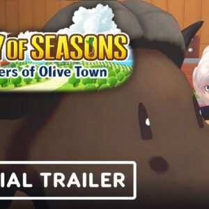 Story of Seasons: Pioneers of Olive Town - Official Steam Launch Trailer