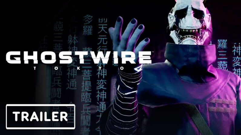 Ghostwire Tokyo – Official Gameplay & Story Trailer | PlayStation Showcase 2021