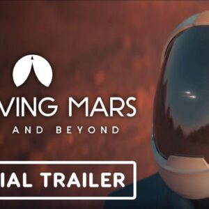 Surviving Mars: Below and Beyond - Official Announcement Trailer