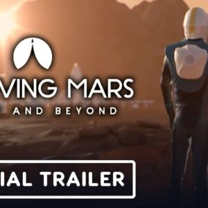 Surviving Mars: Below and Beyond - Official Release Trailer