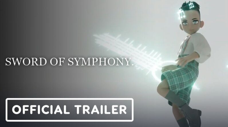 Sword of Symphony - Official Announcement Trailer