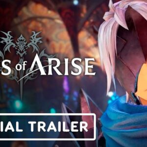 Tales of Arise - Official Launch Trailer