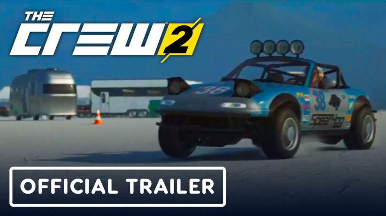 The Crew 2 - Official US Speed Tour West Launch Trailer