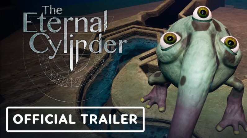The Eternal Cylinder - Official Release Date Announcement Trailer